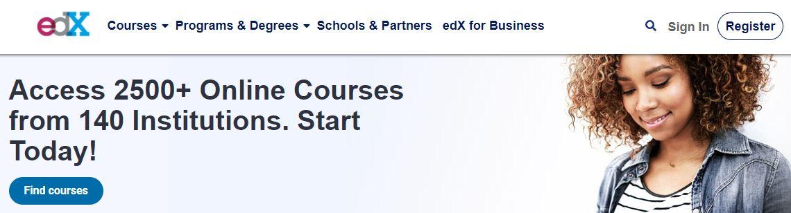 edx free course